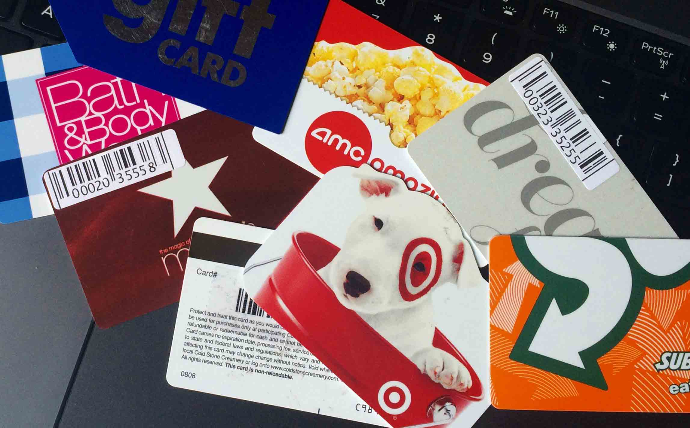 The gift card network fandeluxe Choice Image